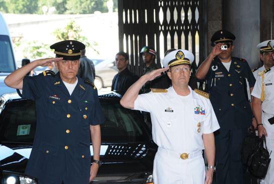 Comando Militar do Leste recebe visita 1