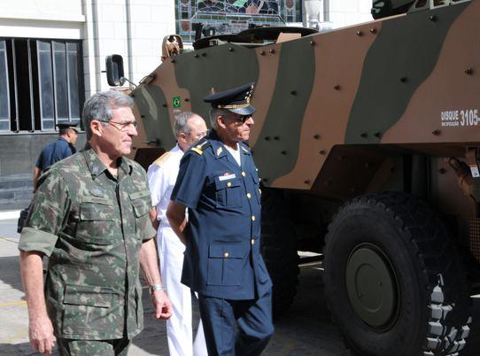 Comando Militar do Leste recebe visita 3