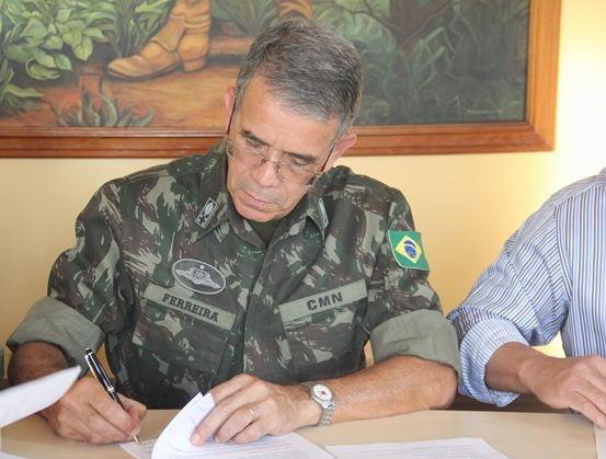 Comando Militar do Norte assina contratos 2