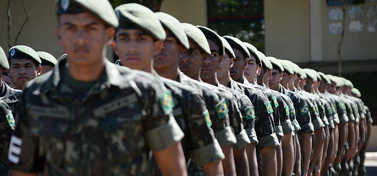 Dia do Soldado conheca a rotina dos jovens 0