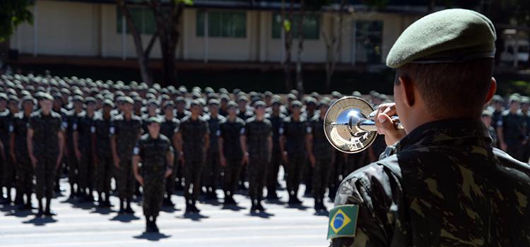 Dia do Soldado conheca a rotina dos jovens 1