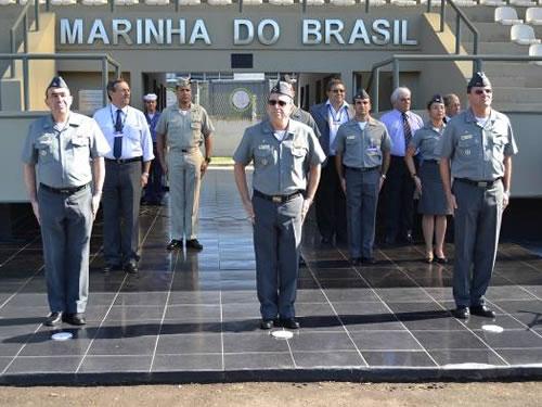 Diretor-Geral de Navegação visita o Centro de Instrução Almirante Graça Aranha