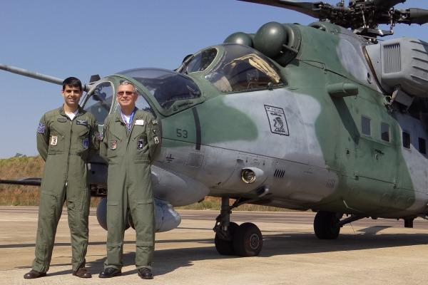Esquadrão Poti comemora 41 anos