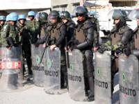 Fuzileiros no Haiti 1