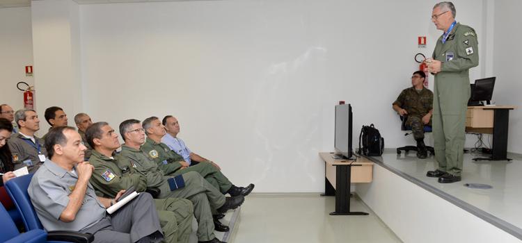 Interoperabilidade entre as Forças Armadas é tema de seminário em Brasília