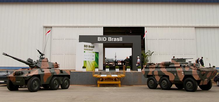 Mais de 100 empresas participam da III Mostra da Base Industrial de Defesa