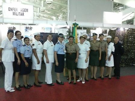 Realizado em Belém (PA) o primeiro Fórum dos Profissionais de Enfermagem Militar