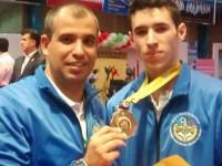 Soldado da FAB conquista bronze em mundial