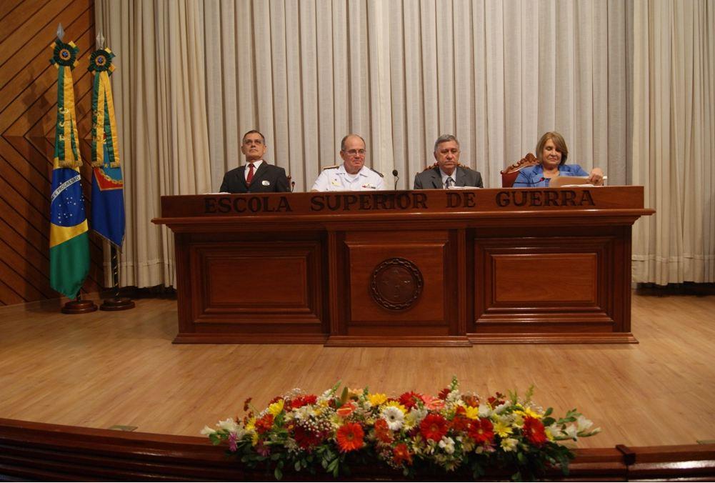 Cerimônia de Abertura do IV Congresso Internacional do Núcleo de Estudos das Américas