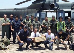 Eleições 2014: Defesa vai dar apoio logístico a 80 municípios