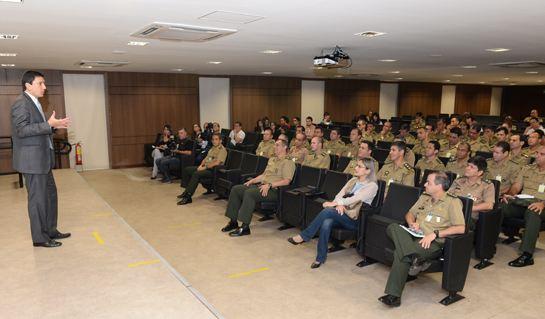 Exército realiza Estágio para Correspondente de Assuntos Militares