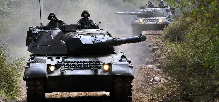 Exércitos do Brasil e Argentina realizam operação conjunta no oeste gaúcho