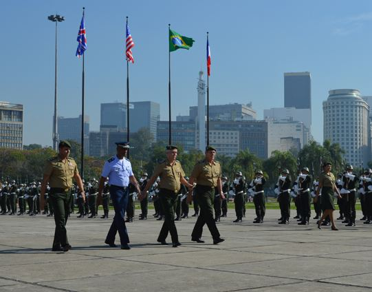 Exército Brasileiro assume a guarda do Monumento Nacional aos Mortos da Segunda Guerra Mundial
