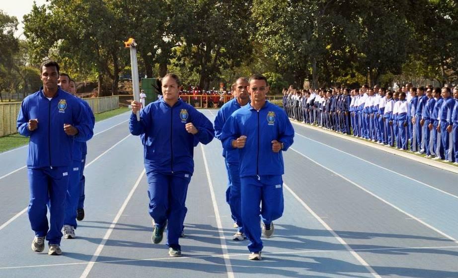 Marinha realiza Jogos Desportivos para selecionar novos talentos