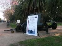 3 Grupo de Artilharia Antiaerea ExpoEx  Parque Farroupilha  Porto Alegre RS 2014 1