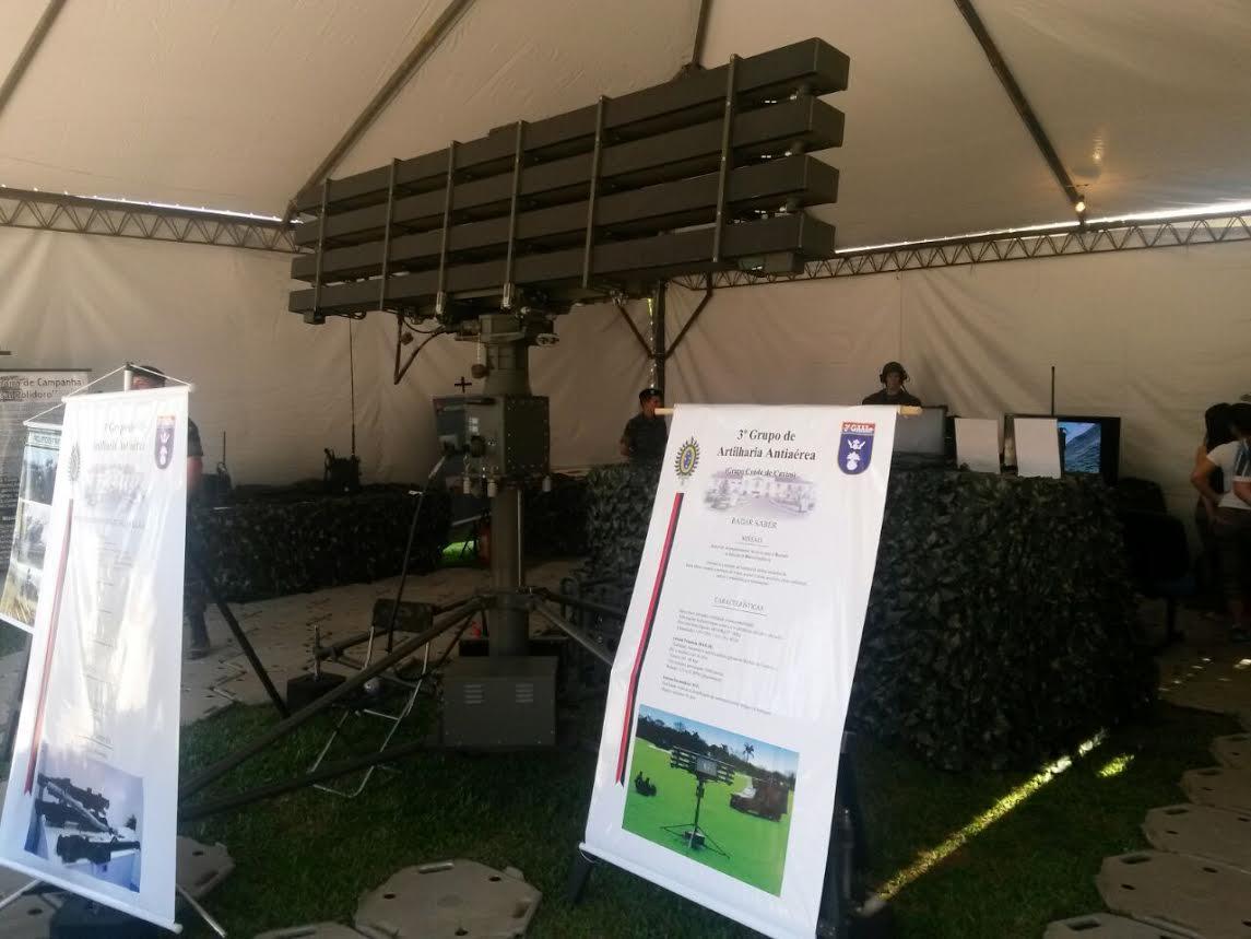 3 Grupo de Artilharia Antiaerea ExpoEx  Parque Farroupilha  Porto Alegre RS 2014 2