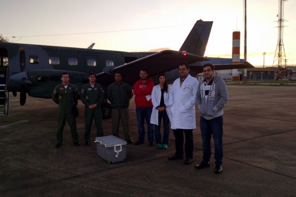 4° Esquadrão de Transporte Aéreo realiza três missões humanitárias em setembro