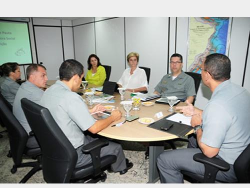 7ª Reunião do Conselho Editorial da Revista Âncora Social