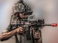 Equipamento ExpeditionDI para simulação e treinamento da infantaria