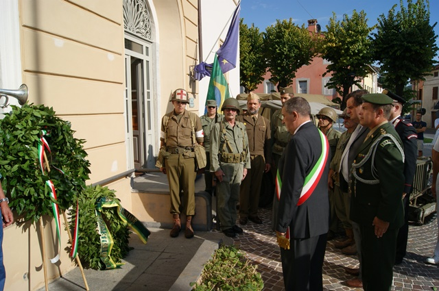 AditAncia do ExErcito na ItAlia 2