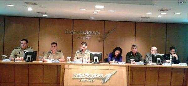 Audiência Pública para Apresentação do Projeto do Novo Colégio Militar de Manaus
