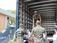 Base Aerea de Anapolis distribui mais de 9 toneladas 1
