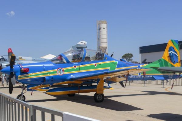 Base Aérea de Brasília recebe cerca de 30 mil visitantes