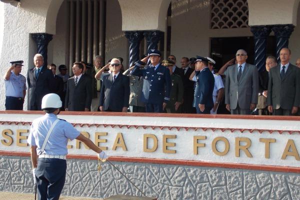 Base Aérea de Fortaleza comemora 78 anos