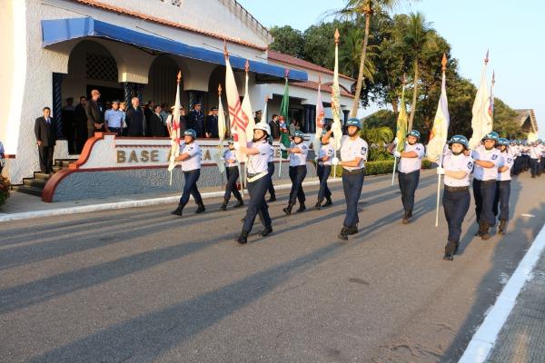 Base Aerea de Fortaleza comemora 78 anos 3
