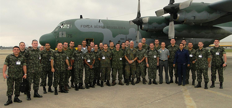 CCOPAB capacita 42 oficiais 2