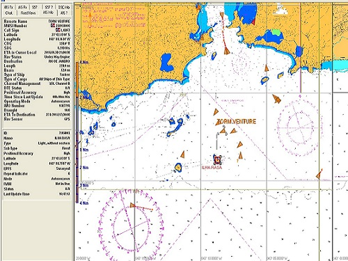 Centro de Sinalização Náutica Almirante Moraes Rego instala seu primeiro AIS de Auxílio à Navegação