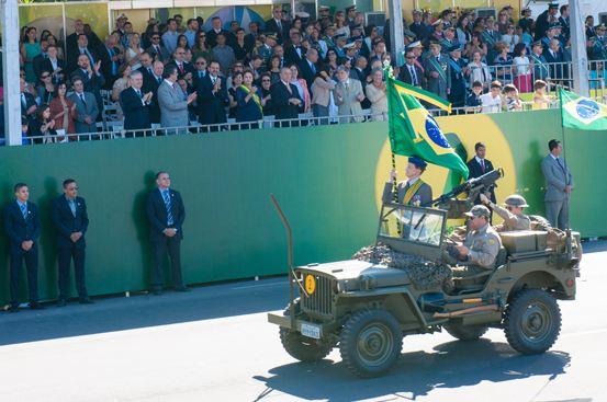 ComemoraCAo do Dia da IndependEncia em BrasIlia 2