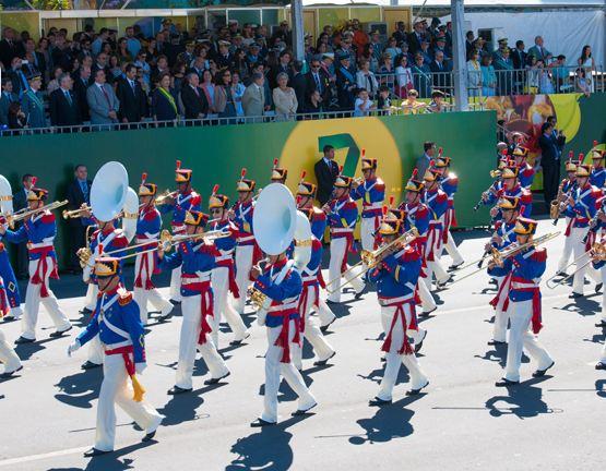 ComemoraCAo do Dia da IndependEncia em BrasIlia 3