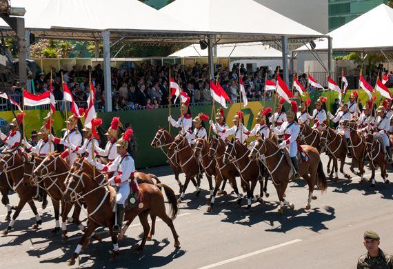 ComemoraCAo do Dia da IndependEncia em BrasIlia 9