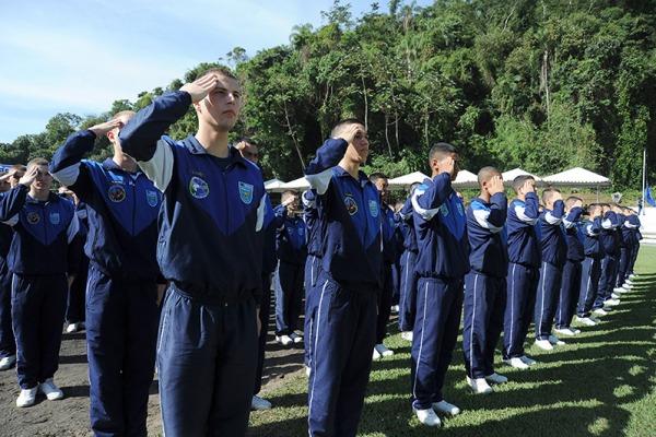 Escola Preparatória de Cadetes do Ar sedia competição esportiva