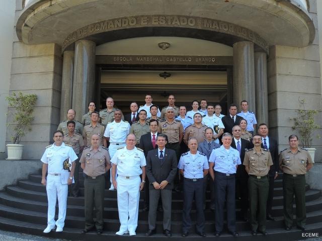 Escola de Comando e Estado-Maior do Exército – 28ª Reunião da CPIEM