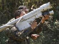 Grupo de Defesa AntiaErea treina no Mato Grosso do Sul