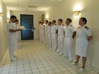 Leitura da Ordem do Dia alusiva ao 98º aniversário da Aviação Naval