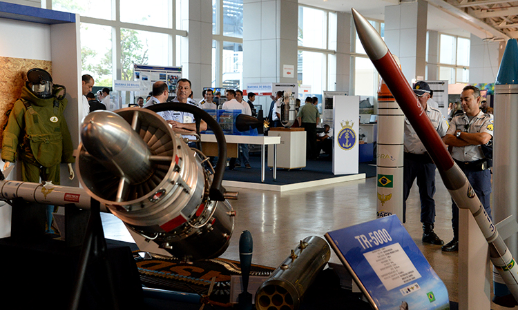 III Mostra BID Brasil abre novas oportunidades para Industria de Defesa 2