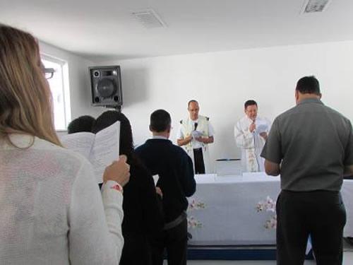 Inauguração de Espaço de Oração no Laboratório Farmacêutico da Marinha