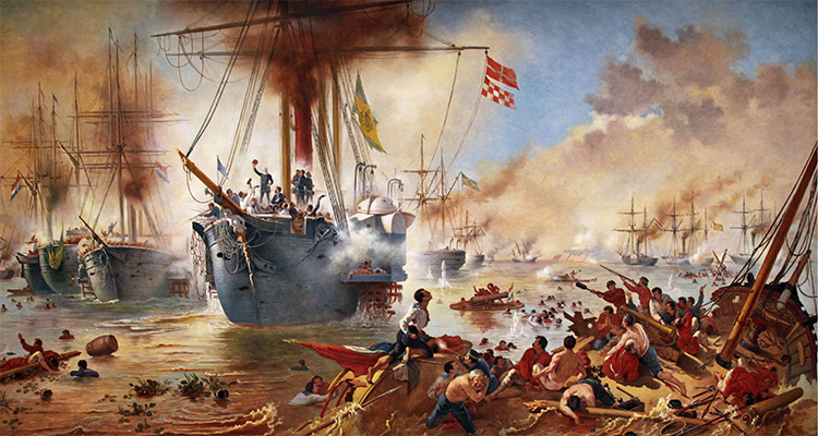 Inscrições abertas: Museu Naval sedia eventos acadêmicos sobre História Militar
