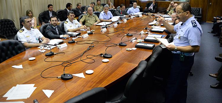 Ministério fortalece parcerias para desenvolvimento da Base Industrial de Defesa