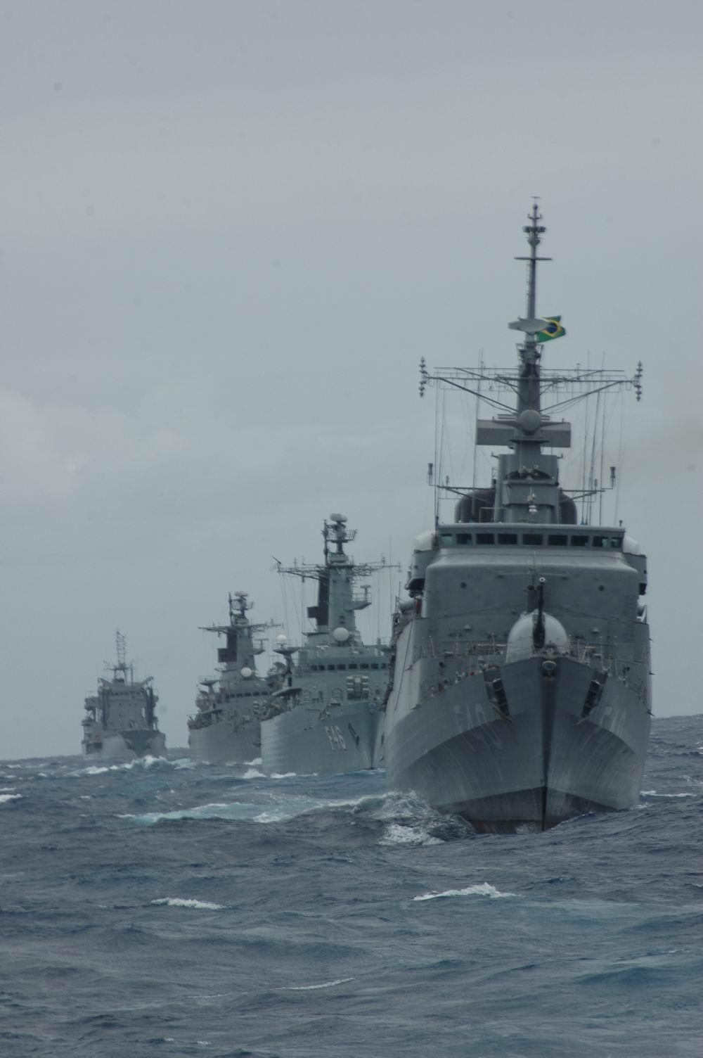Marinha do Brasil fará Desfile Naval em 7 de setembro