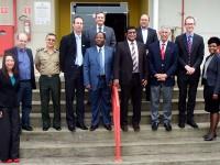 Representantes da africa do Sul buscam parcerias tecnologicas com Brasil 1
