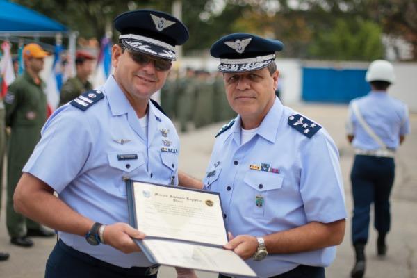 Segunda Forca Aerea celebra 44 anos 4