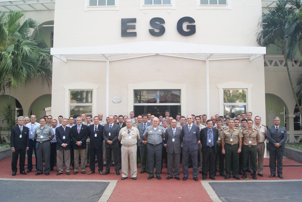 Seminário Sobre Centro de Gravidade é Realizado na ESG