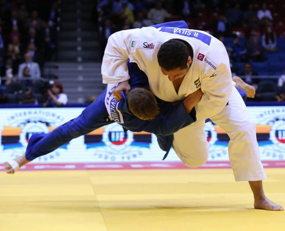 Sgt Rafael Silva ganha medalha de bronze no Mundial de Judo 2