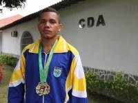 Soldado da FAB conquista ouro em campeonato internacional