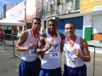 Soldados da FAB vencem corrida no interior da Bahia