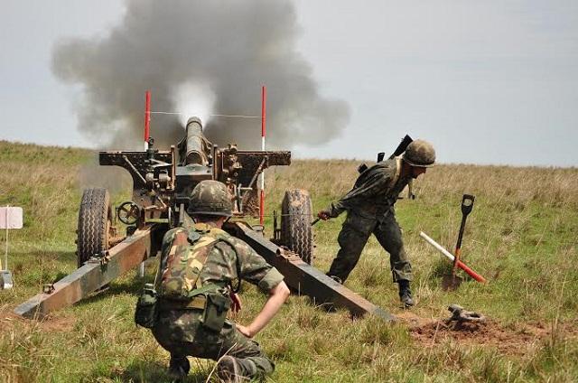 3ª Divisão de Exército – Operação Coxilha